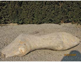 Findling 509 - Solitärfindlinge für Gärten,Gestaltungsstein,Skulpturen aus Stein
