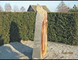 Findling 501 - Solitärfindlinge für Gärten,Showstone,Raritäten,Hinkelstein