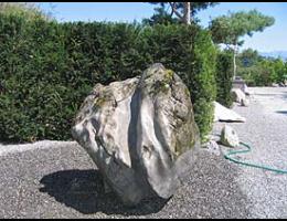Findling 433 - Solitärfindlinge für Gärten,Gestaltungsstein