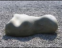 Findling 594 - Solitärfindlinge für Gärten,Raritäten,Showstone,Skulpturen aus Stein
