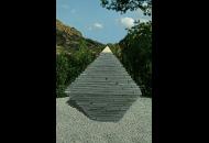 Findling 200 - Kunstform mit Wasser,Kunstform mit Wasser,Skulpturen aus Stein