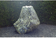 Findling 627 - Solitärfindlinge für Gärten,Gestaltungsstein