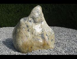 Findling 951 - Showstone,Raritäten,Showstone,Skulpturen aus Stein
