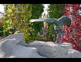 Findling 268 - Solitärfindlinge für Gärten,Showstone,Raritäten