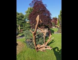 Findling 1042 - Holzskulpturen