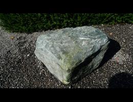 Findling 828 - Solitärfindlinge für Gärten,Gestaltungsstein,Gartenbänke
