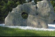 Findling 467 - Solitärfindlinge für Gärten,Gestaltungsstein,Showstone
