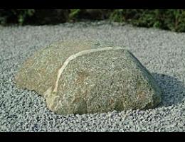 Findling 50 - Gestaltungsstein,Solitärfindlinge für Gärten