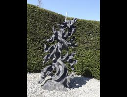 Findling 1116 - Kunst am Stein,Raritäten,Showstone,Skulpturen aus Stein