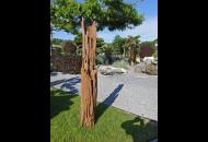 Findling 1053 - Baumstrunk,Holzskulpturen,Kunst mit Holz