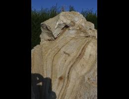 Findling 982 - Showstone,Raritäten,Skulpturen aus Stein,Showstone