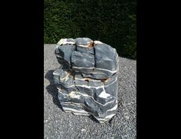Findling 799 - Solitärfindlinge für Gärten,Gestaltungsstein,Wasserfindling