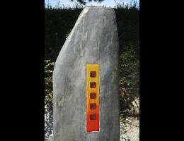 Findling 964 - Solitärfindlinge für Gärten,Grabsteine,Kunstform,Skulpturen aus Stein