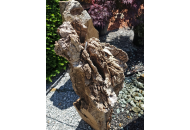 Findling 1031 - Holzskulpturen,Kunst mit Holz,Olivensockel