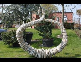 Kunstform,Fabelstein - Findling 619
