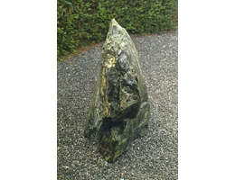 Findling 624 - Solitärfindlinge für Gärten,Kunst am Stein,Showstone,Steingesicht