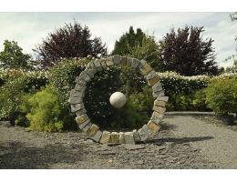 Findling 715 - Kunst am Stein,Kunstform,Raritäten,Skulpturen aus Stein