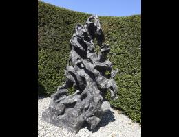 Findling 1117 - Kunst am Stein,Raritäten,Showstone,Skulpturen aus Stein
