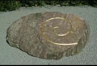 Findling 83 - Gestaltungsstein,Symbolfindling,Kunst am Stein
