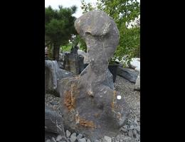 Findling 940 - Solitärfindlinge für Gärten,Raritäten,Showstone,Skulpturen aus Stein