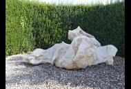Findling 1057 - Solitärfindlinge für Gärten,Steintier