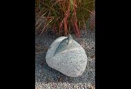 Findling 534 - Solitärfindlinge für Gärten,Findling mit Figur