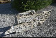 Findling 754 - Solitärfindlinge für Gärten,Showstone,Raritäten