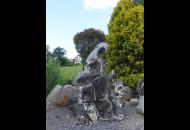 Findling 1193 - Raritäten,Showstone,Skulpturen aus Stein,Steintier