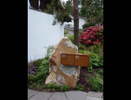 Briefkastenfindling - Findling 1130