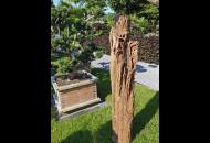Findling 1052 - Baumstrunk,Holzskulpturen,Kunst mit Holz