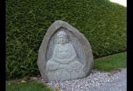 Findling 1160 - Geschenkideen,Raritäten,Showstone,Skulpturen aus Stein,Solitärfindlinge für Gärten