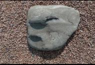 Findling 558 - Kunst am Stein,Symbolfindling