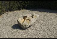 Findling 657 - Solitärfindlinge für Gärten,Gestaltungsstein