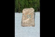 Findling 157 - Gestaltungsstein,Kunst am Stein,Symbolfindling
