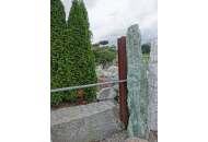 Findling 1059 - Hinkelstein,Monolith,Solitärfindlinge für Gärten