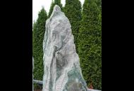 Findling 1063 - Hinkelstein,Solitärfindlinge für Gärten