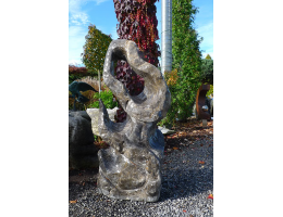 Findling 872 - Showstone,Raritäten,Skulpturen aus Stein