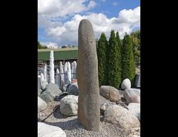 Findling 1093 - Hinkelstein,Solitärfindlinge für Gärten