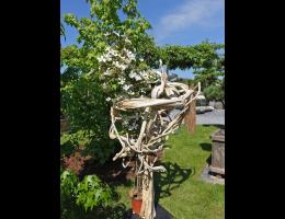 Findling 1035 - Holzskulpturen,Kunst mit Holz