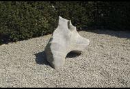 Findling 653 - Solitärfindlinge für Gärten,Gestaltungsstein,Raritäten,Showstone