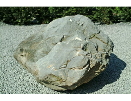 Findling 68 - Wasserfindling,Gestaltungsstein,Quellstein
