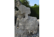 Findling 925 - Solitärfindlinge für Gärten,Steintier,Raritäten